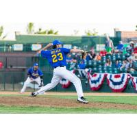 Sioux Falls Canaries Pitcher Kris Regas