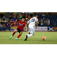 Sacramento Republic FC Eyes the Ball vs. Arizona United SC