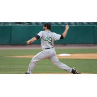 Long Island Ducks Pitcher Mark Blackmar