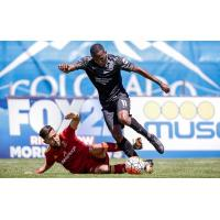 Colorado Springs Switchbacks Win the Ball from Real Monarchs SLC