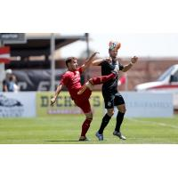 Colorado Springs Switchbacks Eye a High Ball vs. Real Monarchs SLC