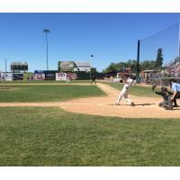 Wisconsin Woodchucks at Athletic Park in Wausau, Wisconsin