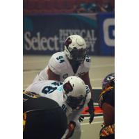 Tyre Glasper of the Arizona Rattlers