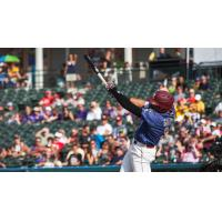 Ronald Guzman of the Frisco RoughRiders