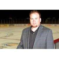 Cape Breton Screaming Eagles Assistant Coach Brent Hughes