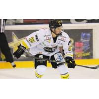 Forward Rudolfs Balcers with the Stavanger Oilers
