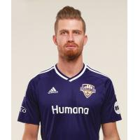 Louisville City FC Midfielder Guy Abend