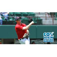 Jantzen Witte of the Pawtucket Red Sox
