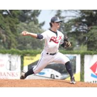 St. Cloud Rox Pitcher Collin Strall