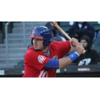 Darrell Ceciliani of the Buffalo Bisons