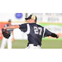 Brazos Valley Bombers Pitcher Garrett Hofstad