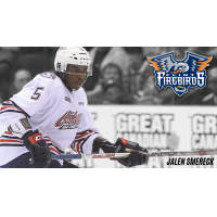 Jalen Smereck with the Oshawa Generals