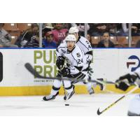 Manchester Monarchs Forward Mark Anthoine