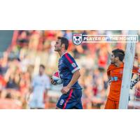 Indy Eleven Forward Eamon Zayed