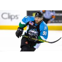 Alaska Aces Winger Peter Sivak