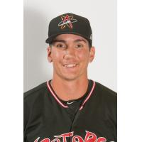 Albuquerque Isotopes Outfielder Jordan Patterson