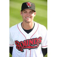 Nashville Sounds Infielder Chad Pinder