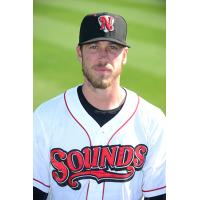 Nashville Sounds Pitcher Patrick Schuster
