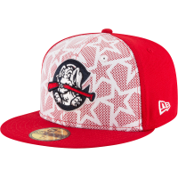Charleston RiverDogs Stars & Stripes Cap