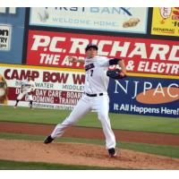 Somerset Patriots Pitcher Mickey Storey