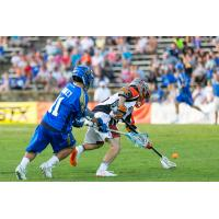 Hounds Come up Short at Home against Outlaws