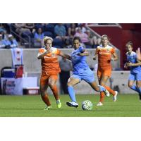 Chicago Shows Promise, Draws 1-1 with Visiting Houston