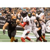 Gladiators Wrap Regular Season with 68-20 Loss to Rattlers