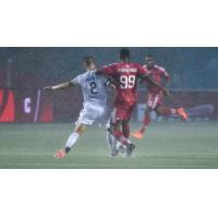 Fury FC Edged in Wet and Rainy Affair at TD Place