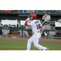 Beau Amaral Named International League Batter of the Week