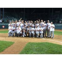 Rafters Beat Express to Win Northwoods League Summer Collegiate World Series