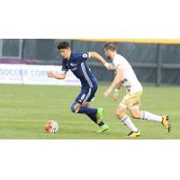 Spanish Midfielder Jose Barril Helping City Islanders Compete Until Final Whistle