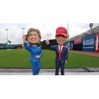 Making America Great Again? Trump Wins in Landslide...With Bobbleheads
