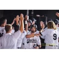 Rascals Crank out 16 Runs and Inch Closer to the Playoffs
