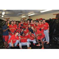 Spikes Win Pinckney Division Title with 3-1 Victory over Doubledays