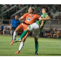 Late First-Half Goal Costly for Roughnecks in Derby Loss