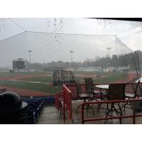 Freedom and Grizzles Rained Out