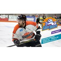 Solar Bears Add Goal Scorer Joe Perry