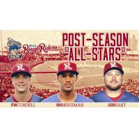 Three RoughRiders Named to Post-Season All-Star Team