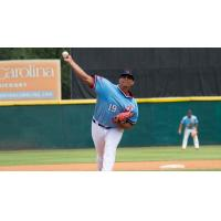 Crawdads Held to One Hit in 1-0 Loss