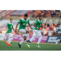 Rowdies Earn a Road Point with 1-1 Draw against Indy Eleven
