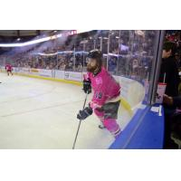 Hosmer Returns to RiverKings...