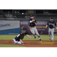 Rascals Drop Game Three of Frontier League Championship Series