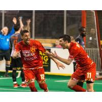Blast Announce Re-Signing of Donatelli and Dos Santos