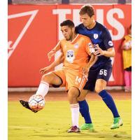 Rangers Use Early Goals to Drop Roughnecks