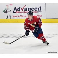 Johnstown Tomahawks: Buncis Becomes First European Captain in Johnstown Hockey History