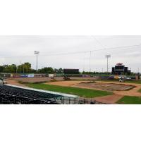 New Field Installed at Dow Diamond