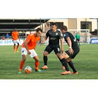 Blues Close out USL Regular Season with Playoff Spot on the Line