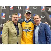 Georgia Swarm Holds Two First-Round Picks in Tonight's NLL Draft