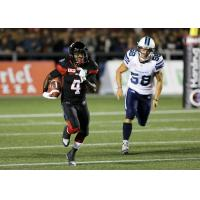 Jamill Smith Named Shaw CFL Top Performer for Week 14|