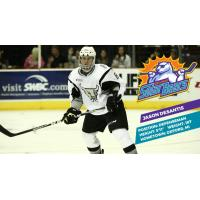 Defenseman Jason DeSantis Added to Solar Bears Training Camp Roster